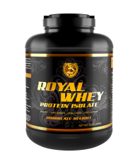 Royal Whey Protein Isolate  5lbs